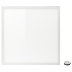 FLOALT Panel luz LED 60x60cm + mando a distancia