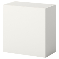 KNOXHULT Armario de pared con puerta