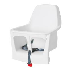 1 x LANGUR Asiento silla alta