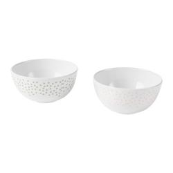 FÖRLAGA Bol de cerámica, Ø4 ¾