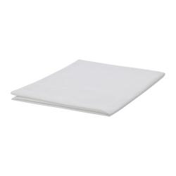 FULLKOMLIG Mantel blanco, 4-6 comensales