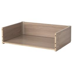2 x BESTÅ Armazón de cajón