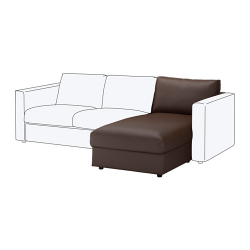 1 x VIMLE Módulo chaiselongue