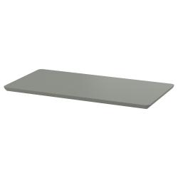 ÅMLIDEN Tablero para escritorio 120x60 cm verde grisáceo