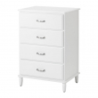 TYSSEDAL Chest of 4 drawers