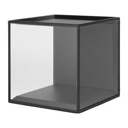 SAMMANHANG Caja vitrina con tapa