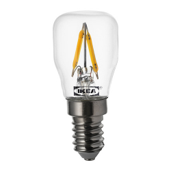 RYET LED sign bulb E14 80 lumen