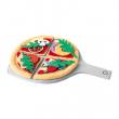 DUKTIG Pizza de peluche 24 p