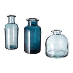 SOMMAR 2019 Vase, set of 3