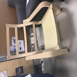 1 x POÄNG Estructura de sillón