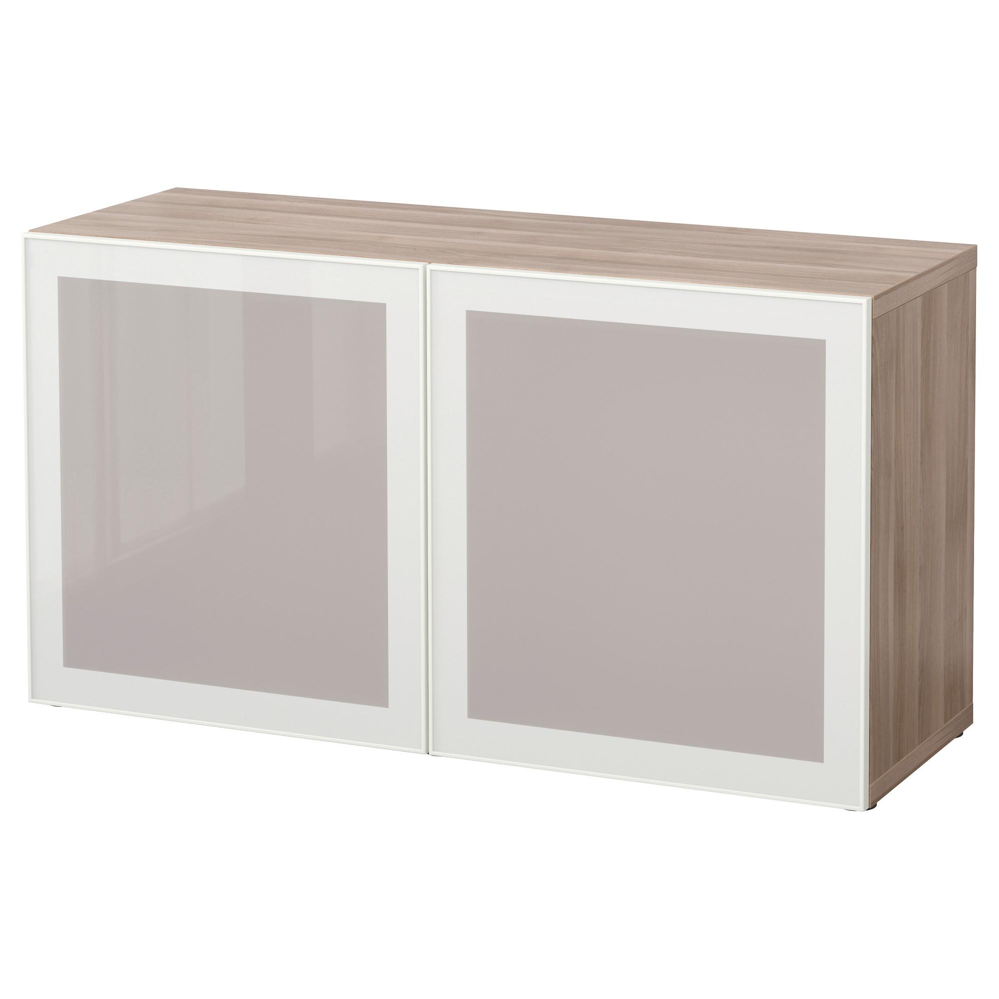 Best Shelf Unit With Glass Doors