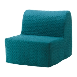 LYCKSELE HÅVET Sillón cama colchón espuma/látex
