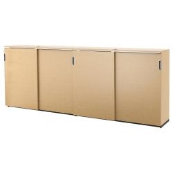 GALANT Combi almacenaje puertas correderas