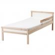 SNIGLAR Armazón cama base cama+tablillas