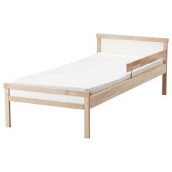 SNIGLAR Estructura de cama con somier de láminas