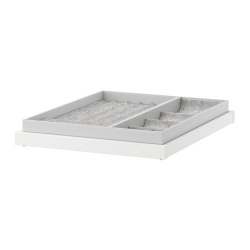 KOMPLEMENT Pull-out tray with insert