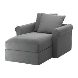 GRÖNLID Chaise longue