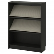 BILLY/BOTTNA Bookcase with display shelf