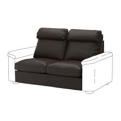 LIDHULT 2 módulos sofá cama