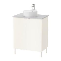 LILLÅNGEN/VISKAN/GUTVIKEN Armario lavabo&2 pta