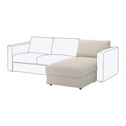 FINNALA Módulo chaise longue