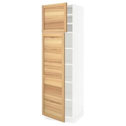 SEKTION Armario alto+estantes/2 puertas