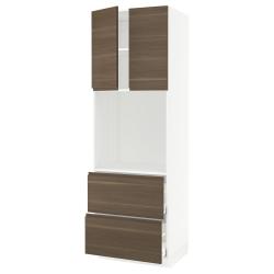 SEKTION/MAXIMERA High cab f oven+2 drawers/2 doors