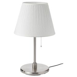 MYRHULT/KRYSSMAST Lámpara de mesa
