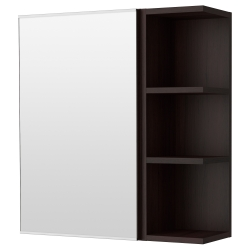 LILLÅNGEN Armario espejo&1 puerta/balda