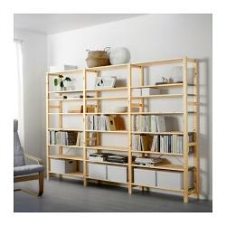 IVAR 3 secciones/estantes