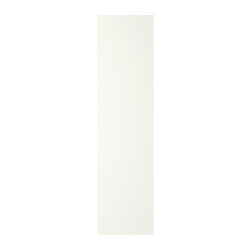 PAX TANEM Puerta+bisagras 50x195 blanco