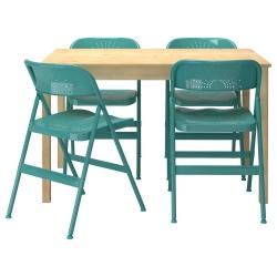 INGO Mesa con 4 sillas