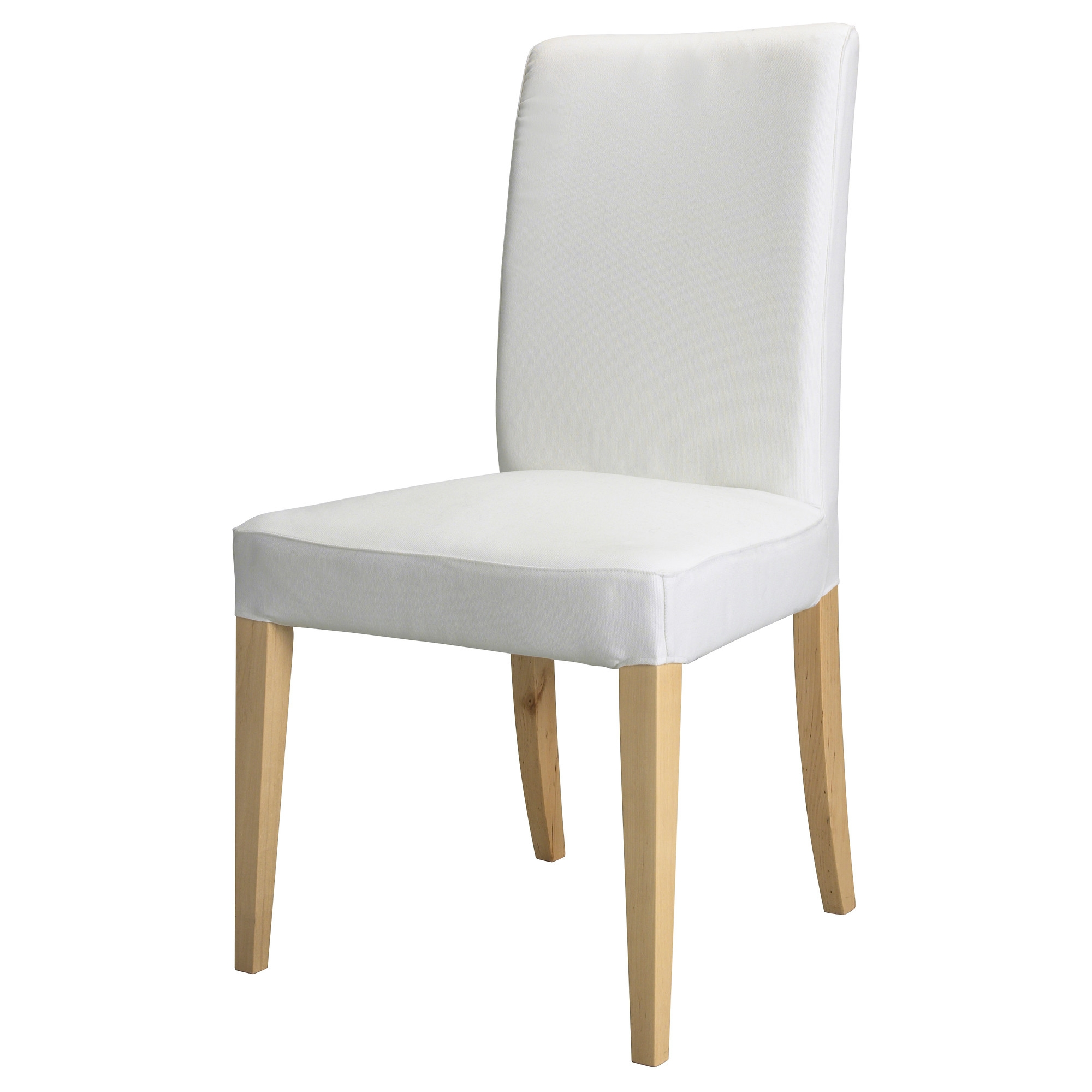 Henriksdal estructura de silla abedul - Sillas habitacion ikea ...