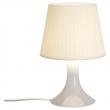 LAMPAN Lámpara de mesa blanco