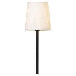 EKÅS Pantalla para lámpara blanco hueso 14 cm
