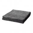 GURLI Manta 120x180 gris/negro