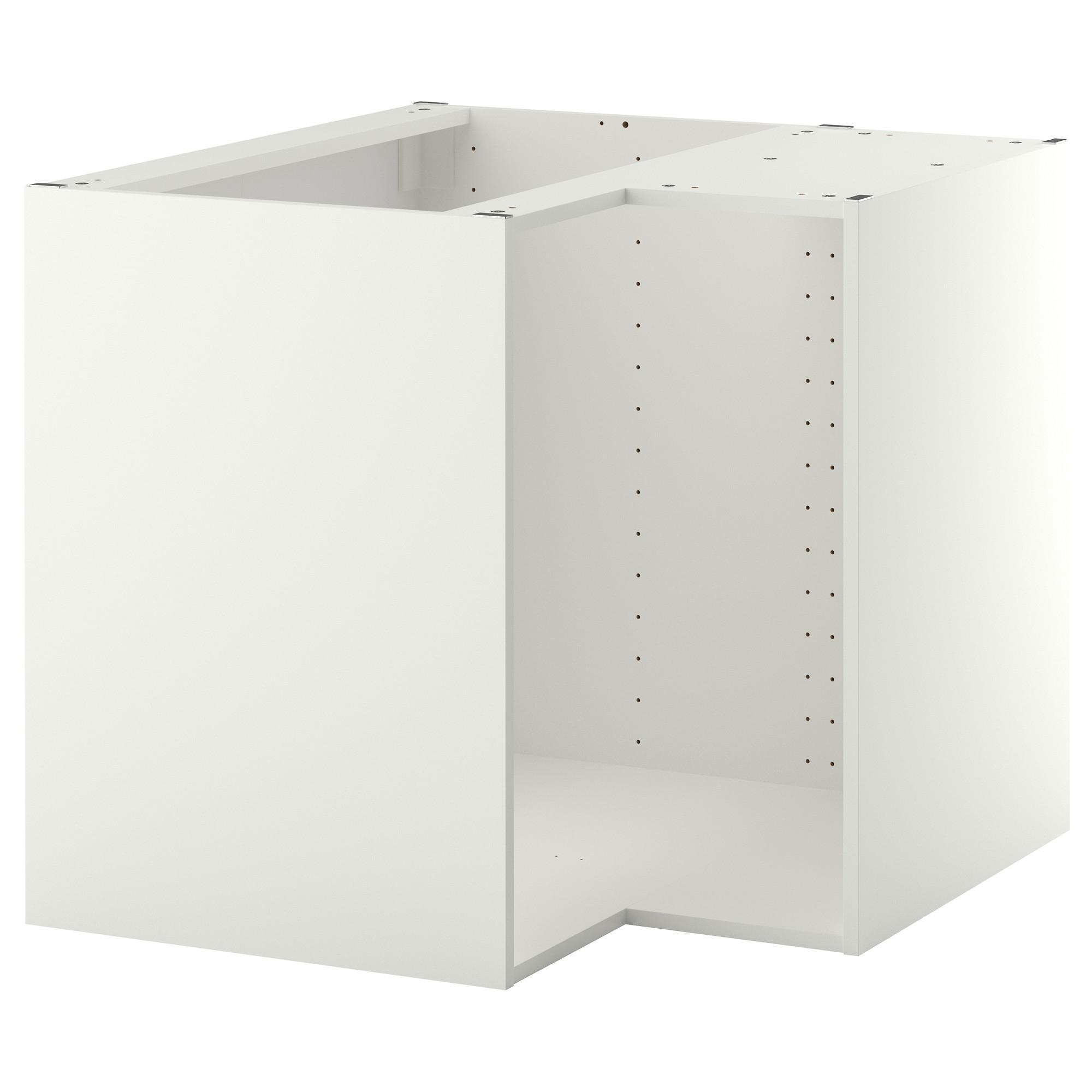 Metod estructura armario base esquina - Armarios de esquina ikea ...