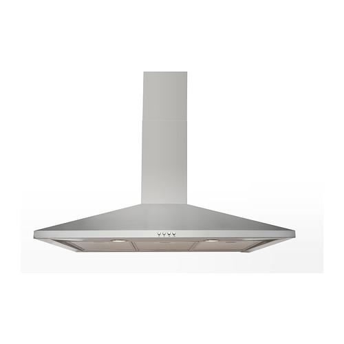Electrodom sticos de alta tecnolog a extractor cocina ikea for Ikea cita cocinas