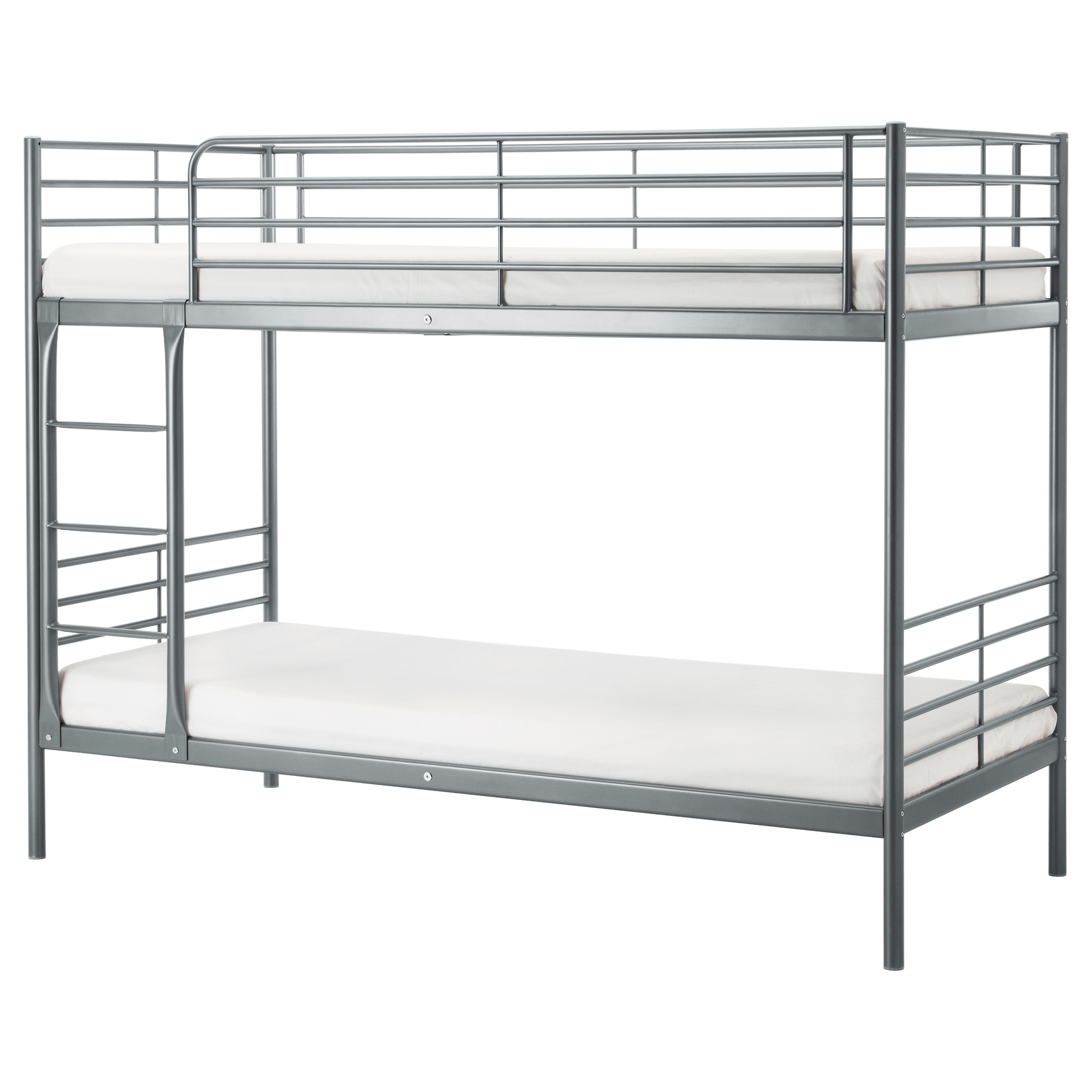 Svarta Bunk Bed Frame