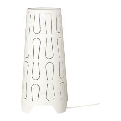 KAJUTA Lámpara de mesa blanco