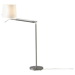 SAMTID Lámpara de pie/de lectura