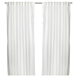 VIVAN Curtains, 1 pair