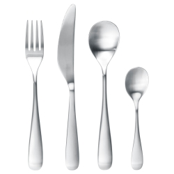 BEHAGFULL 24-piece cutlery set