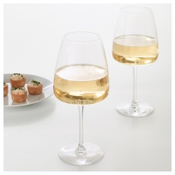DYRGRIP Copa de vino tinto, cristalino, 58cl