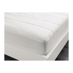 PÄRLMALVA Protector de colchón 140 cm