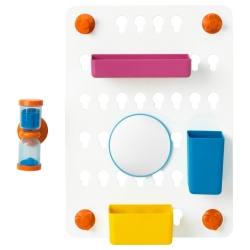 LÅDDAN 6-piece storage board set