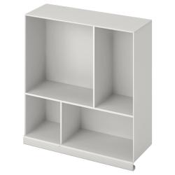 2 x KALLAX Shelf insert