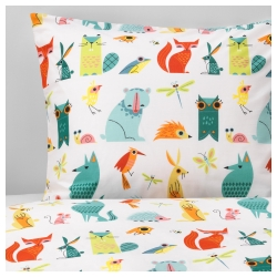 LATTJO Quilt cover and pillowcase