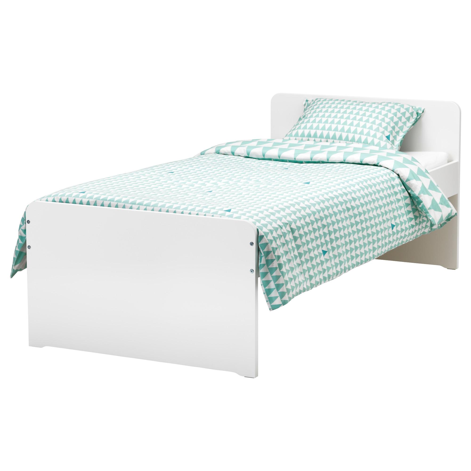 SLÄKT armazón de cama twin
