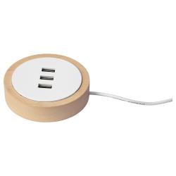NORDMÄRKE Cargador USB